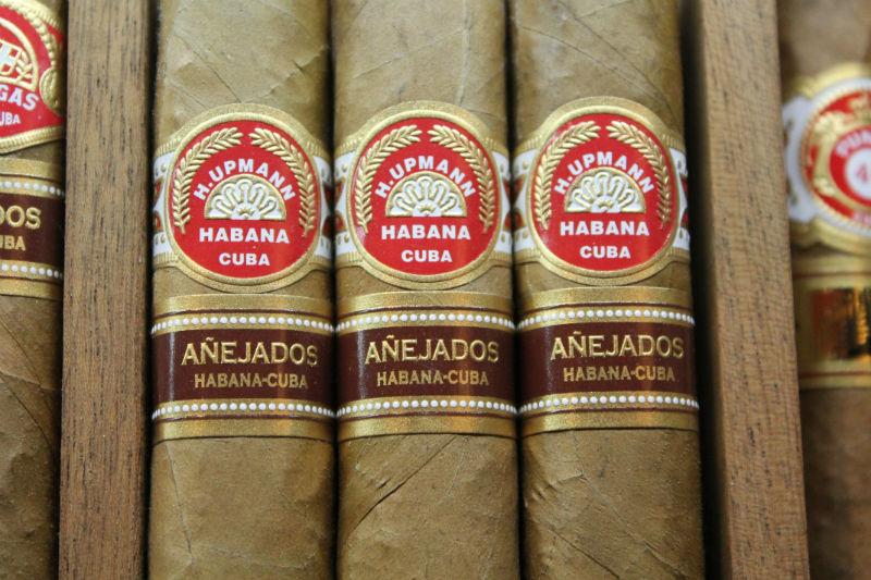 cigares anejados de la fabrique H Upman